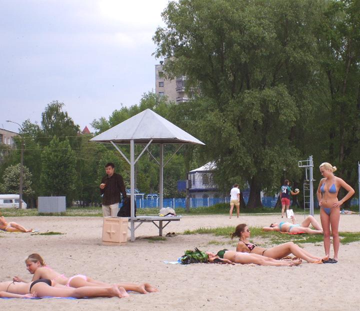 Где загорают брестские нудисты Новости Бреста 66